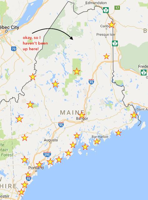 I know Maine!